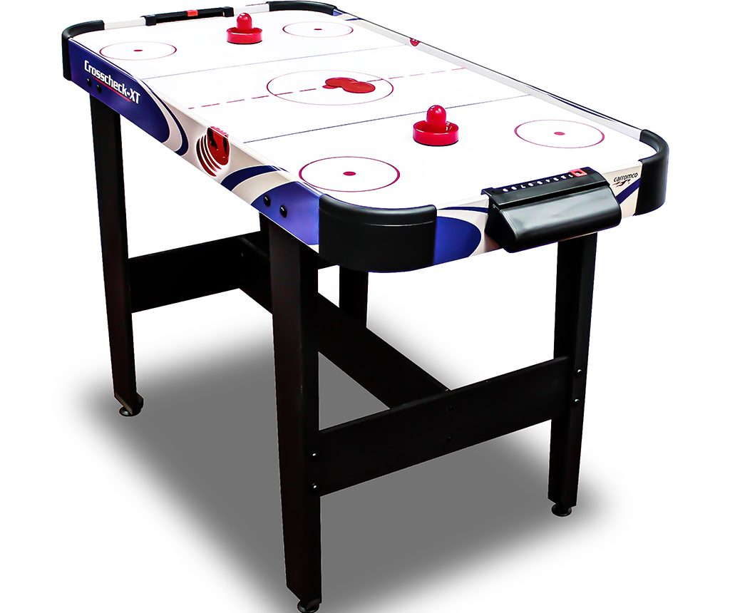 air hockey crosscheck-xt