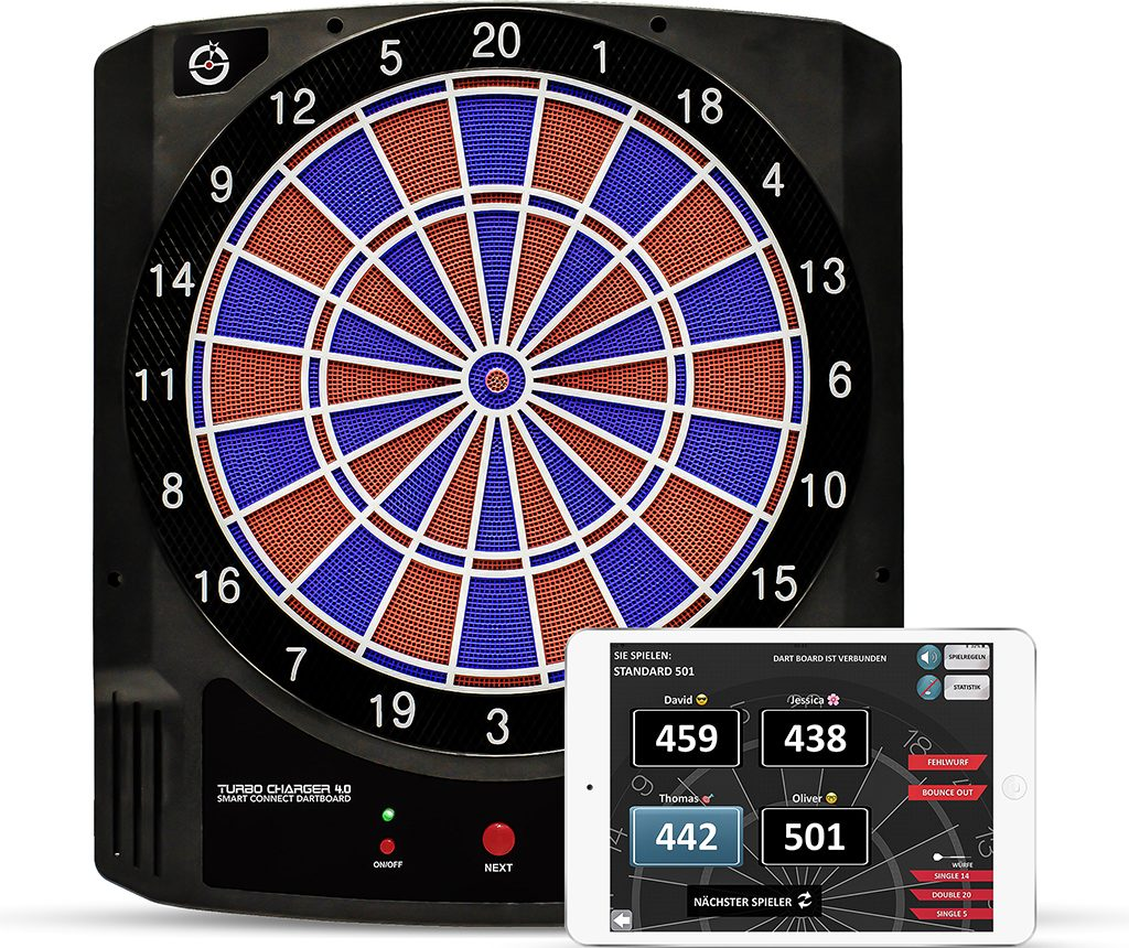 dartboard turbo charger 4.0