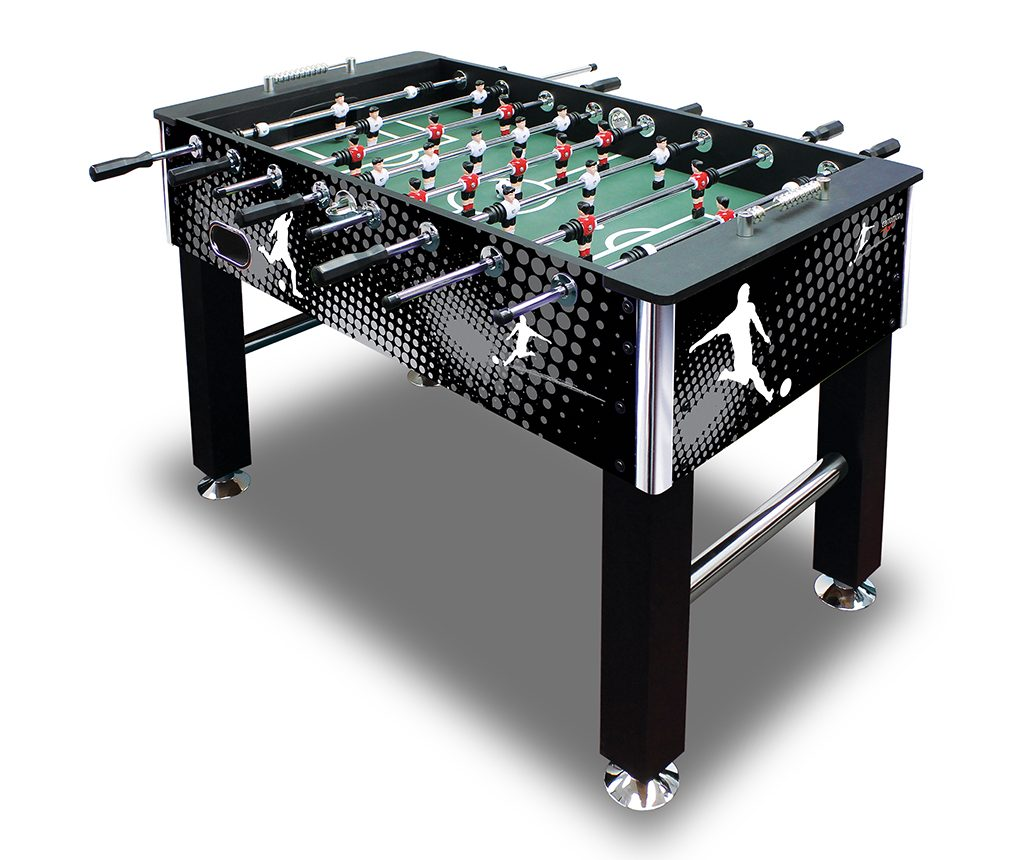 Football Table BLACK VITESSE-XT