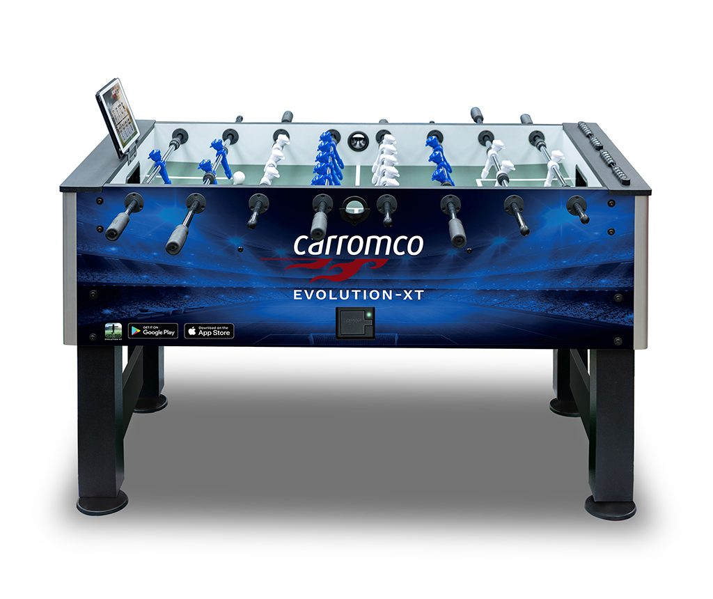 carromco tablefootball evolution-xt