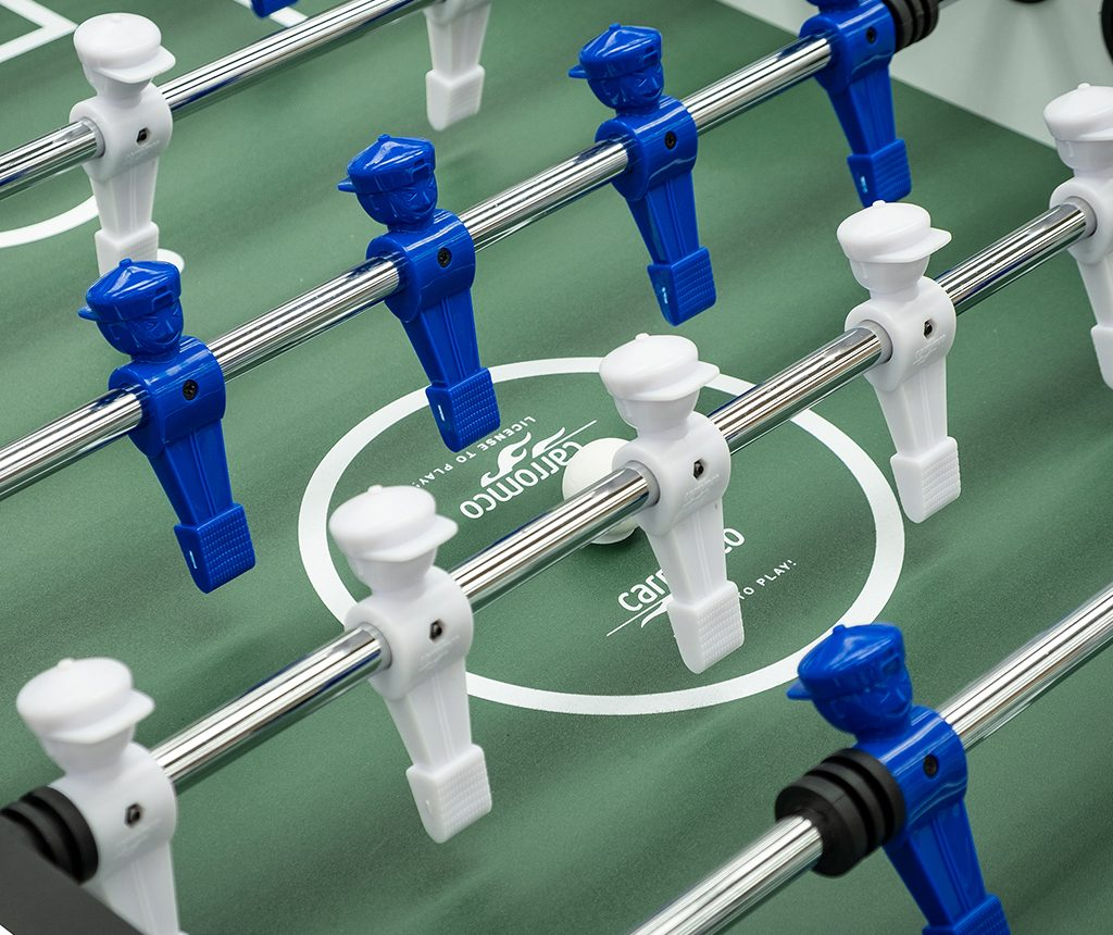 Football Table EVOLUTION-XT White